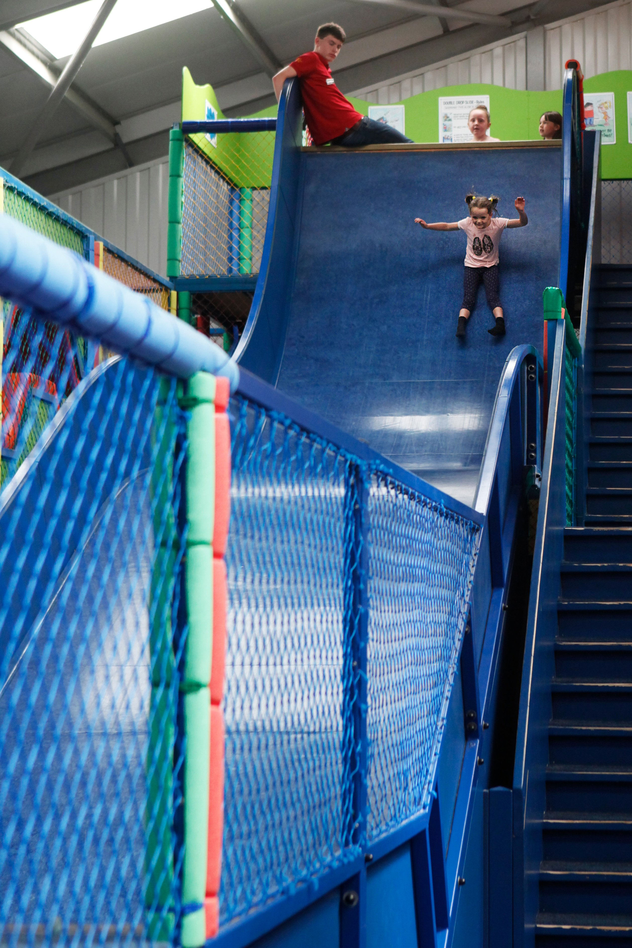 Cumbria S Largest Indoor Play Area Walby Farm Park